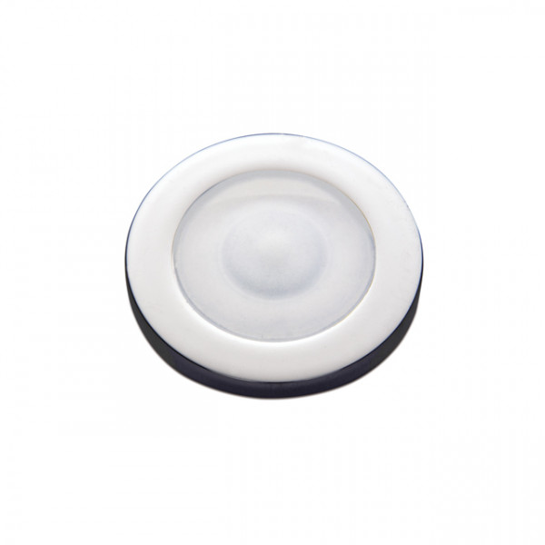 Foresti e Suardi-FS5530.C.P3200-PYXIS F in ottone argento Cromato Power LED 1 .3200 °K PowerLed Bianco-30