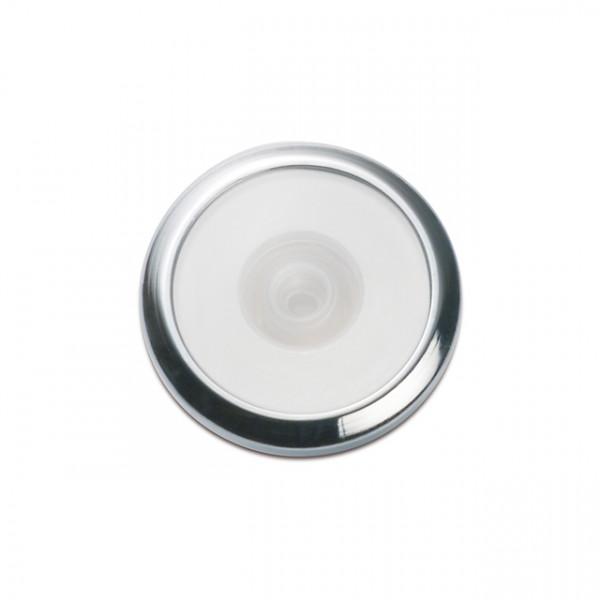 Foresti e Suardi-FS5520.C.3200-PYXIS R in ottone argento Cromato LED .3200 °K Bianco-30