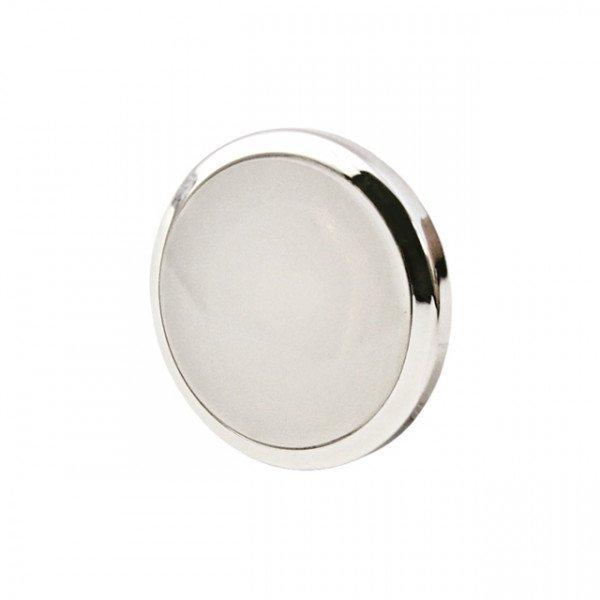 Foresti e Suardi-FS5611.C.B-PYXIS SMALL T in ottone argento Cromato LED Blu-30
