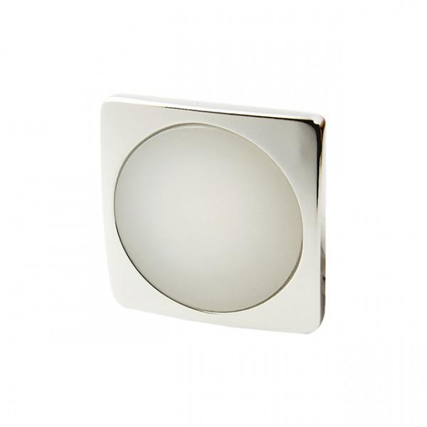 Foresti e Suardi-FS5612.C.6000-PYXIS SMALL Q in ottone argento Cromato LED .6000 °K Bianco-30