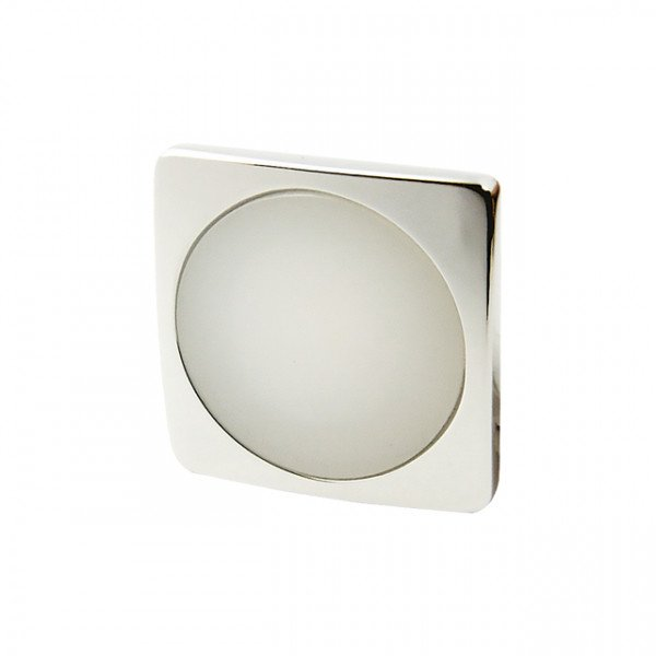 Foresti e Suardi-FS5612.C.PB-PYXIS SMALL Q in ottone argento Cromato Power LED 1 PowerLed Blu-30