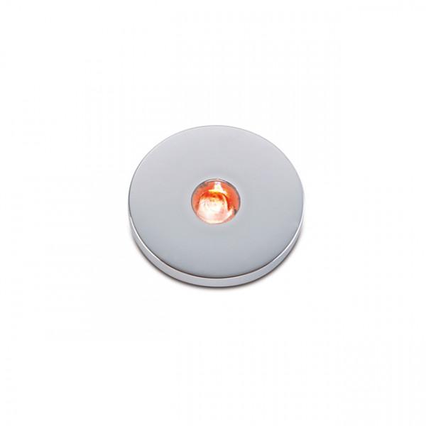 Foresti e Suardi-FS5630.CR-APUS R in ottone argento Cromato LED Rosso-30