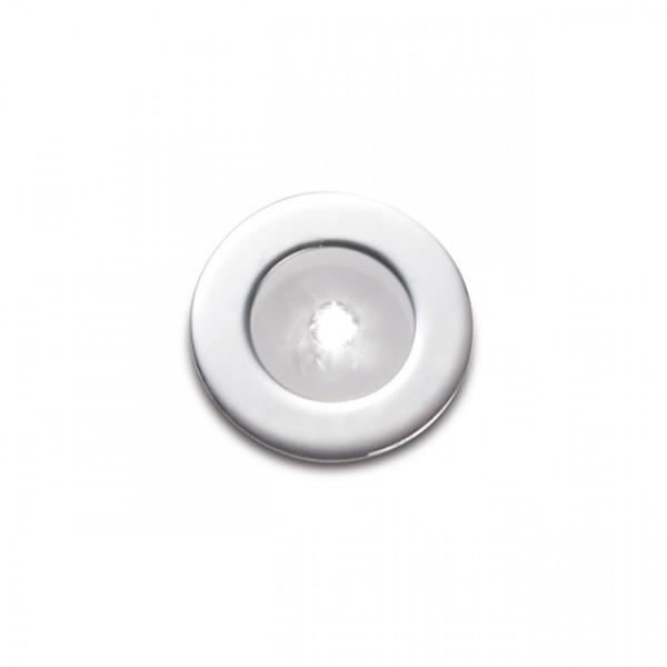 Foresti e Suardi-FS5580.CB-CIRCINUS T in ottone argento Cromato LED Blu-30