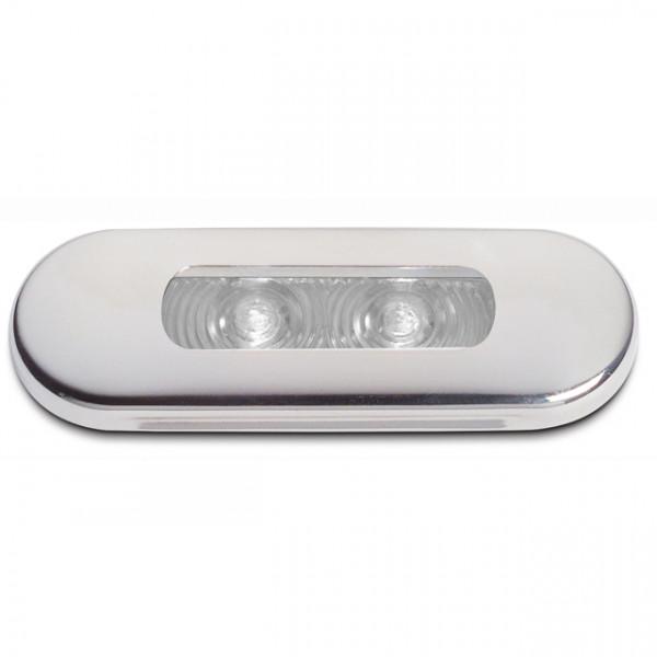 Foresti e Suardi-FS5715.I.6000-DRACO Inox lucido LED .6000 °K Bianco-30