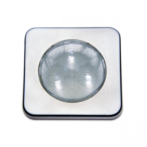 Foresti e Suardi-FS5730.I.3200-GEMINI Inox lucido LED .3200 °K Bianco-30