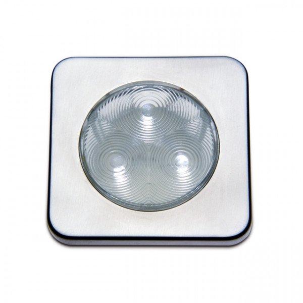 Foresti e Suardi-FS5730.IB-GEMINI Inox lucido LED Blu-30