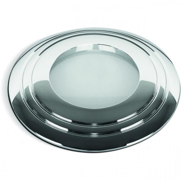 Foresti e Suardi-FS5000.SMD.C.3200-SEXTANS R in ottone argento Cromato LED .3200 °K Bianco-30