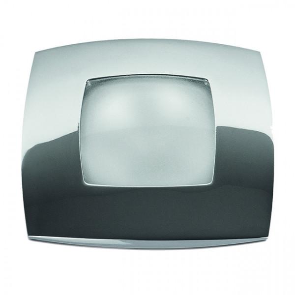 Foresti e Suardi-FS5075.SMD.C.3200-SEXTANS QB © in ottone argento Cromato LED .3200 °K-30