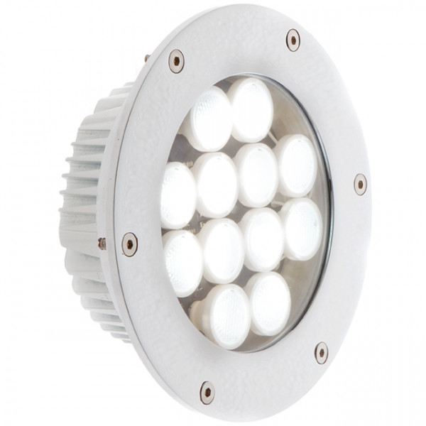 Foresti e Suardi-FS8800.C-POLARE I in ottone argento Cromato Power LED 3 .3200 °K Bianco-30