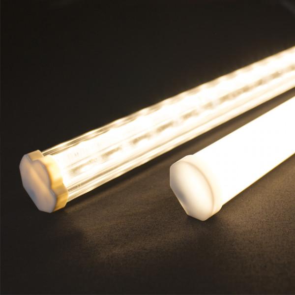 Foresti e Suardi-FS8363.1000.3200.30-RIGHT LINE A LED .3200 °K Bianco 1000 mm .30 Lente 30° trasparente 45°-30