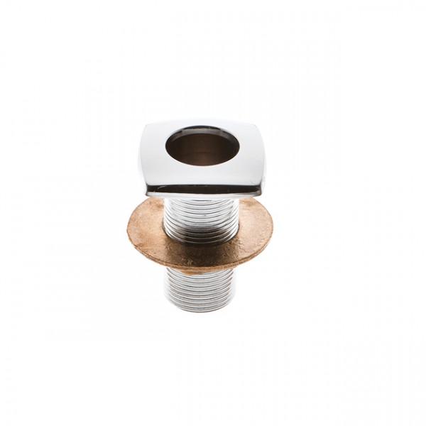 Foresti e Suardi-FS4195.C-Boccola fissaggio per doccetta 4190 in ottone argento Cromato-30